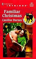 Familiar Christmas (Fear Familiar) (Harlequin Intrigue)