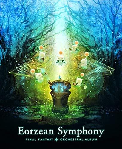 Eorzean Symphony: FINAL FANTASY XIV Orchestral Album【映像付サントラ/Blu-ray Disc Music】 - ゲーム・ミュージック
