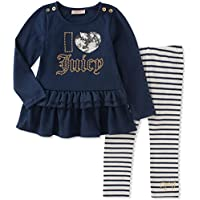 Juicy Couture Girls' Legging Set