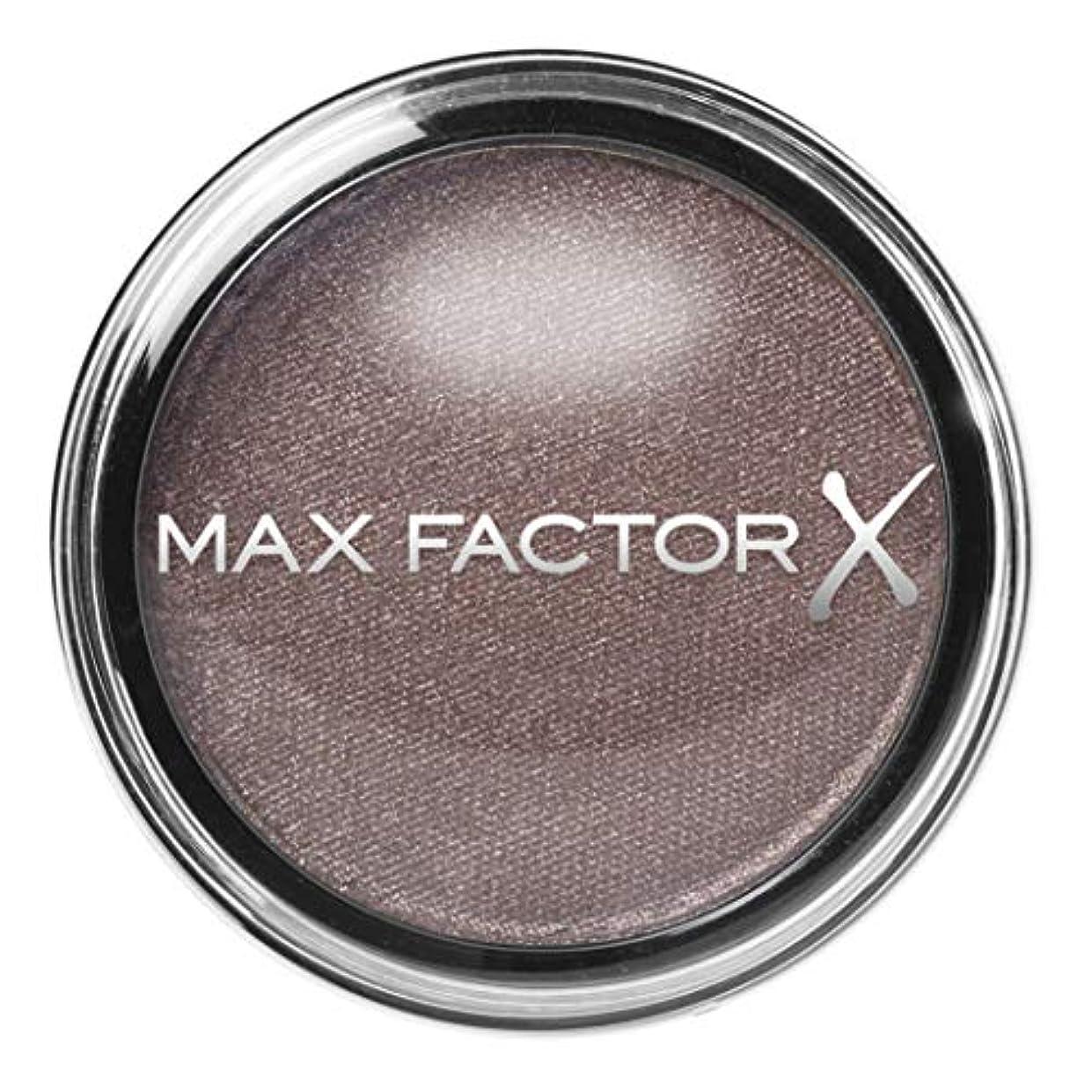 お酢洗練されたブラケットMax Factor Wild Shadow Pot - 107 Burnt Bark マックスファクターワイルドシャドウポット - 107焦げ樹皮