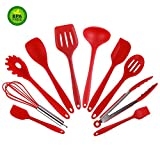 キッチンツール シリコン製 耐熱 調理ツール調理 料理 製菓器具 キッチン クッキング用品 10点セット