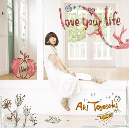 love your life(初回生産限定盤)(DVD付) / 豊崎愛生