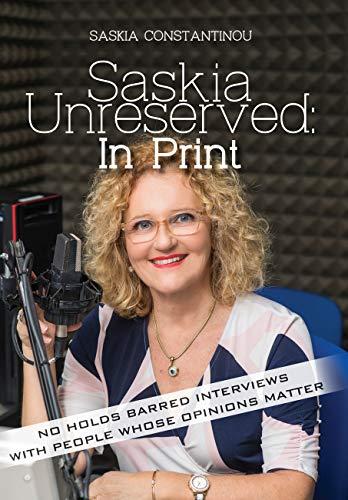 Saskia Unreserved: In Print (English Edition)