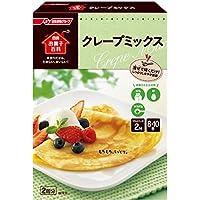 日清お菓子百科 クレープミックス 200g
