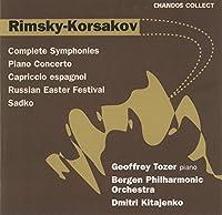 Rimsky-Korsakov: Complete Symphonies; Piano Concerto; Capriccio Espagnol; etc.