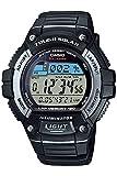 [カシオ] 腕時計 カシオ コレクション W-S220-1AJH メンズ ブラック