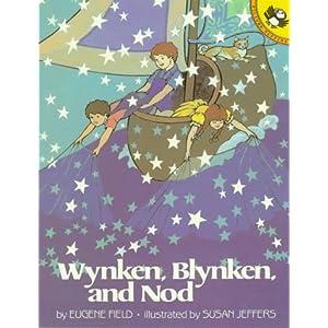 Wynken, Blynken and Nod (Picture Puffin)