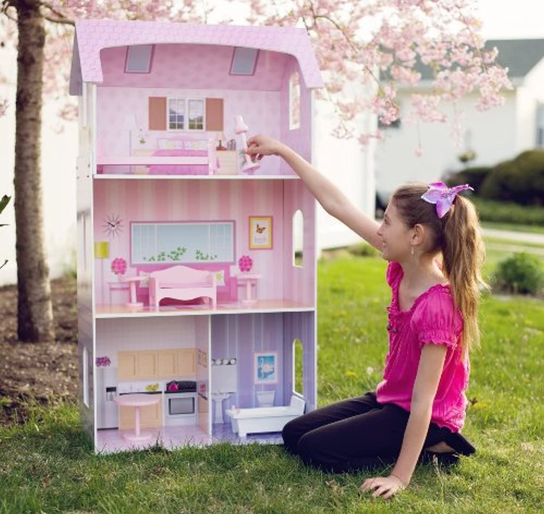 Modern人形House Kids