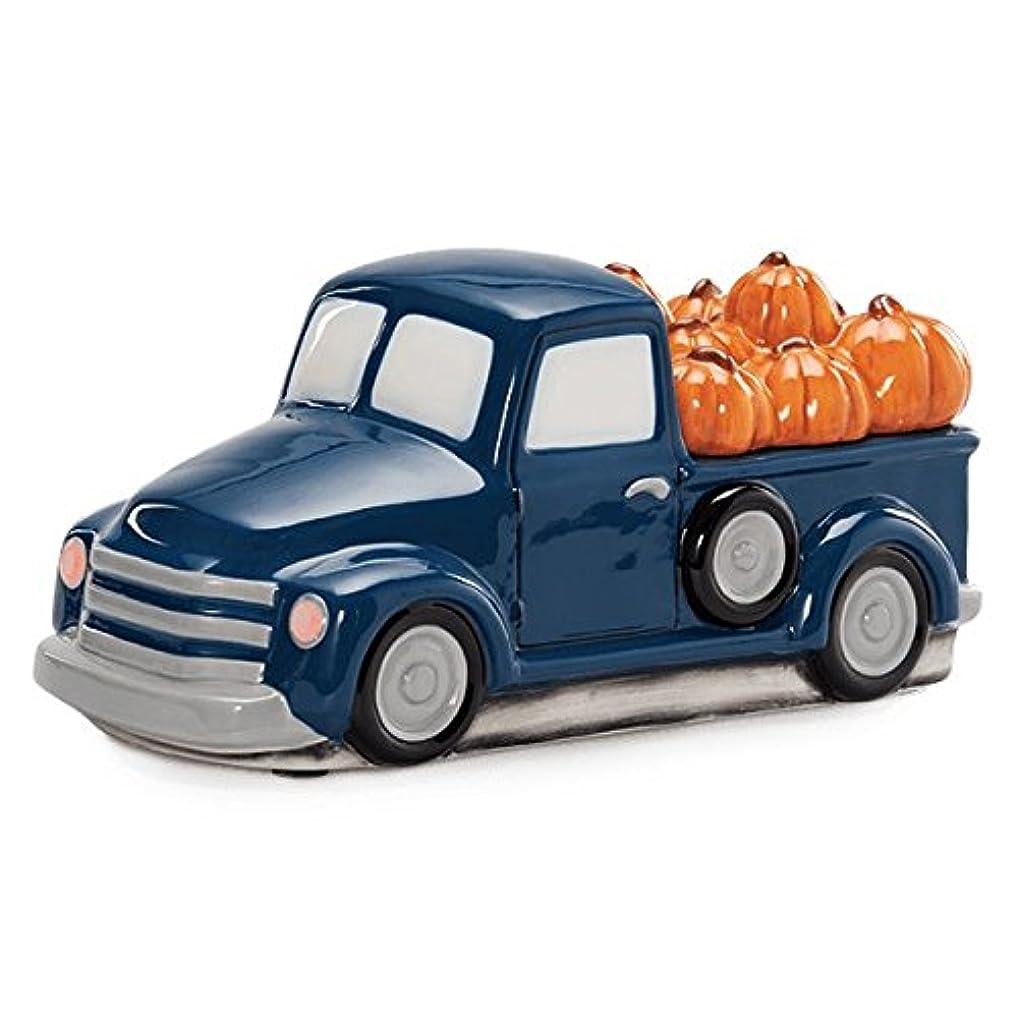 足枷スペア賃金Scentsy Pumpkin Delivery Warmer