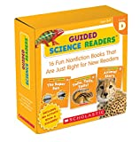 Guided Science Readers Parent Pack: Fun Nonfiction Books That Are Just Right for New Readers : Level D