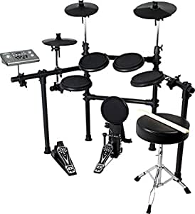 MEDELI メデリ 電子ドラム ブラック DD-504J DIY KIT/BK