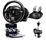 Thrustmaster T300RS + T3PA-Pro +TH8A セット販売 [並行輸入品]