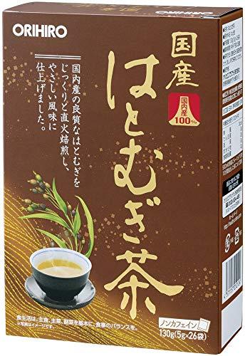 オリヒロ 国産はとむぎ茶  5.0g×26袋