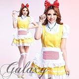 ネコ型メイド ドラミちゃん風 ロリータ コスプレ ダンス 衣装 アニメ イベント hq4047s