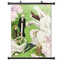 Natsume 's Book of Friends (ナツメtuujin-chou )アニメ壁スクロールポスター( 32x 43)インチ。[ WP ] Natsumes book-13( L )