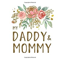 My Daddy & Mommy: Photo book for 4x4 pictures