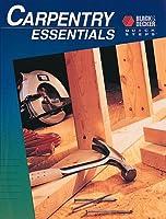 Carpentry Essentials (Black & Decker Quick Steps)