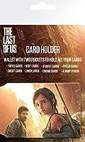 セット: The Last of Us、Ellieジョエル・クレジットカードホルダーウォレットのファンコレクター(4x 3インチ)と1x 1art1Surpriseステッカー