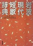 岩波 現代短歌辞典 普通版