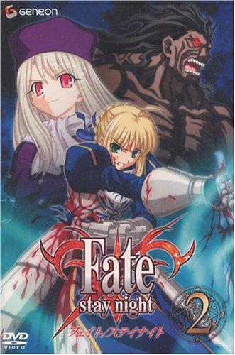 Fate/stay night 2  DVD