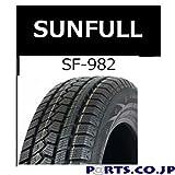 SUNFULL(サンフル) SF-982 215/45R17 91H XL 【4本セット スタッドレス】