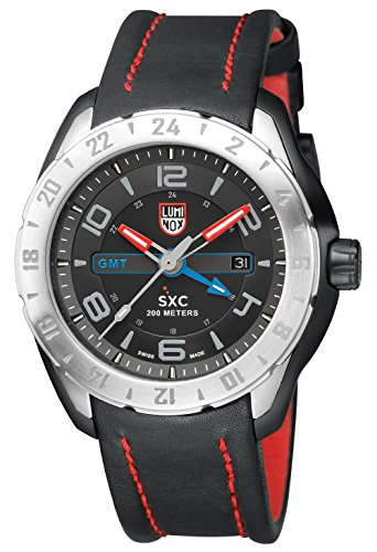 Luminox SXC STEEL GMT 5120 SPACE SERIES Ref.5127