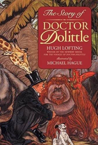 The Story of Doctor Dolittle (Illustrated Audio-eBook) (English Edition)