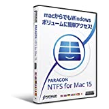 Paragon NTFS for Mac 15 シングルライセンス Amazon