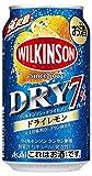 【2019年発売】ウィルキンソン・ドライセブン ドライレモン 缶 [ チューハイ 350ml×24本 ]