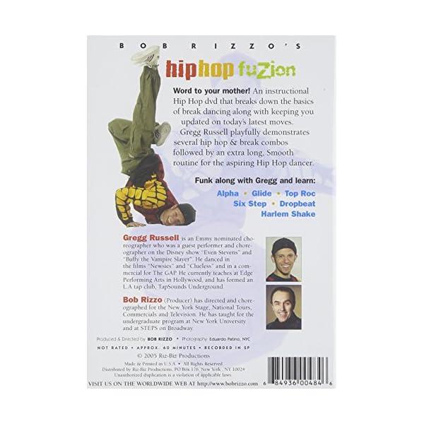 Bob Rizzos Hip Hop Danc...の紹介画像2