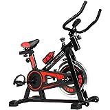Everfit Spin Bike Exercise Bike Flywheel Fitness Home Commercial Workout Gym Holder