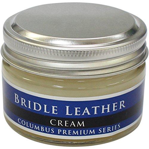 [コロンブス] Columbus ブリオ レザーコンディショニングクリーム 革用 ツヤ出しワックス Made in Japan