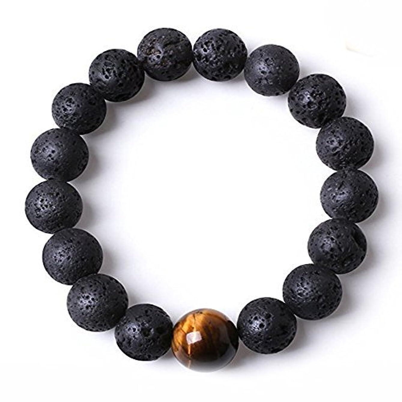 陪審クリアストライドDiffuserブレスレットW / 7チャクラLava stones-mens Womens純正のヨガブレスレットヒーリング、アロマセラピー、瞑想、自然、エッセンシャルオイル、自己自信、LoveフリーアロマテラピーBook...