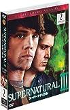 SUPERNATURAL / スーパーナチュラル 〈サード・シーズン〉セット2 [DVD]