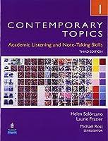 Contemporary Topics Level 1 (3E) Student Book