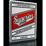 ★マジック?手品★Superior Brand (Classic Back) Readers●SM3888
