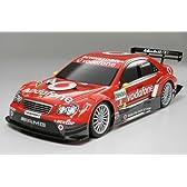 タミヤ 1/10 電動RCカーシリーズ RCC ボーダフォン AMGメルセデス Cクラス DTM 2006 (TT-01) 完成ボディ 58379