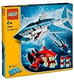 レゴ (LEGO) デザイナー 海の生き物デザイナー 4506