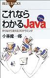 これならわかるJava―作りながら覚えるプログラミング CD-ROM付 (ブルーバックス)