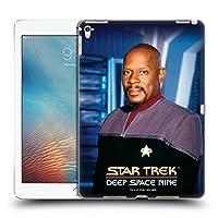 オフィシャルStar Trek Benjamin Sisko アイコニック・キャラクターズ(Ds9) iPad Pro 9.7 (2016) 専用ハードバックケース