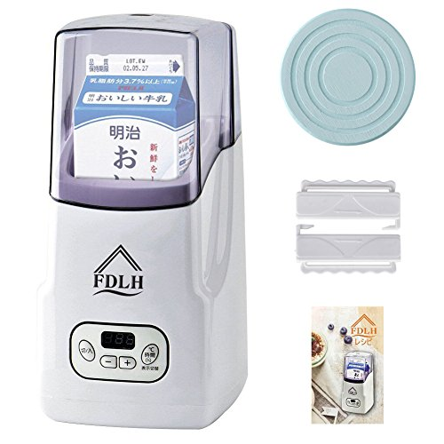 ヨーグルトメーカー FDLH 甘酒メーカー 手作りヨーグルト 醤油麹メーカー カスピ海ヨーグルト 時間温度調整