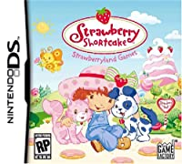 Strawberry Shortcake: Strawberryland Games (輸入版)
