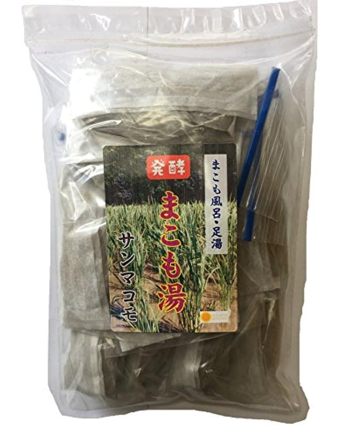 ハーブ防止トリム発酵まこも湯 100g