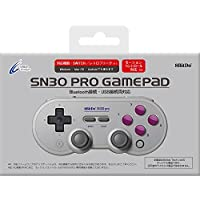 【Nintendo Switch / レトロフリーク対応】 8Bitdo SN30 PRO GAMEPAD - Switch