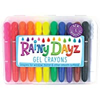Rainy Dayz Gel Crayons - Set of 12
