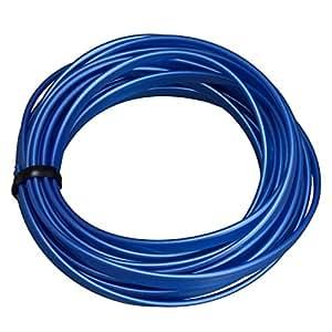セイワ(SEIWA)モール・ドアガード インテリアスリムモール 4m メタルブルー K390