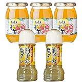 高知県産ゆず茶(420g×3個)とと高知県産柚子の塩ダレ(200ml×2本)セット