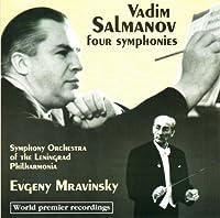 Salmanov: Four Symphonies