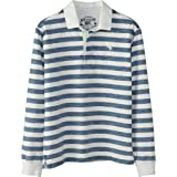 カンタベリー(CANTERBURY) インディゴラガーシャツ RA46132 オフホワイト 3L