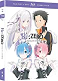 Re:ZERO Starting Life In Another World Season 1 Part 1 Blu-Ray/DVD(Re:ゼロから始める異世界生活 パート1 1-12話)